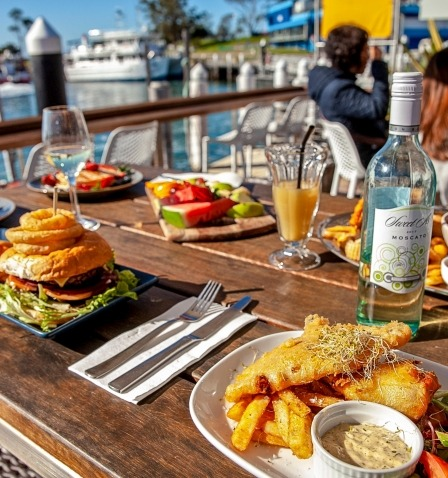 Portside Seafood Bar And Grill