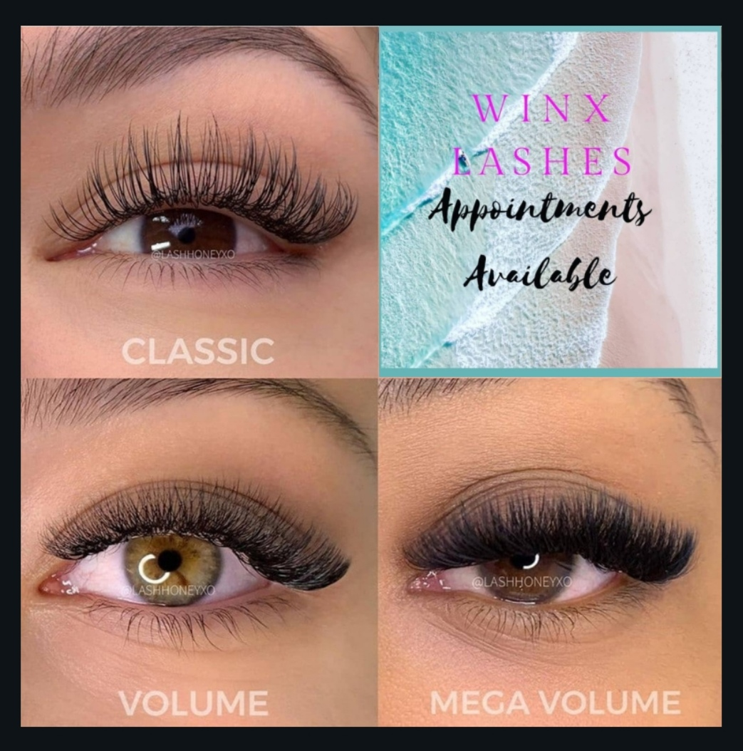 Winx Lashes by Amy